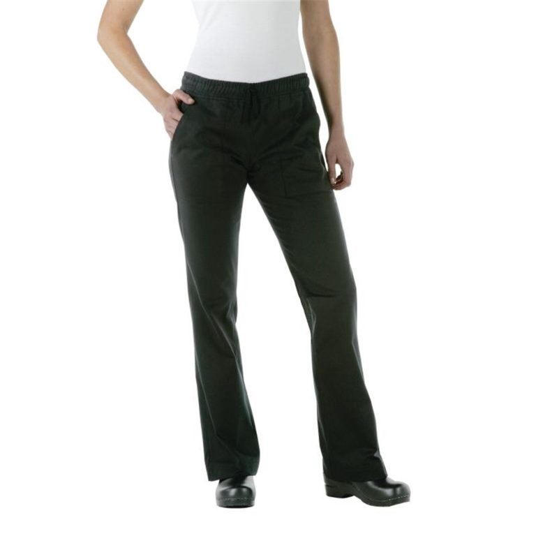Chef Works Womens Executive Chef Trousers Black M