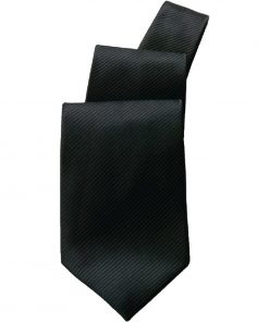 Uniform Works Tie Black
