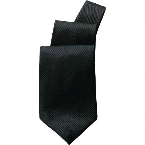 Uniform Works Tie Black