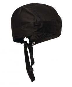 Chef Works Headwrap Black