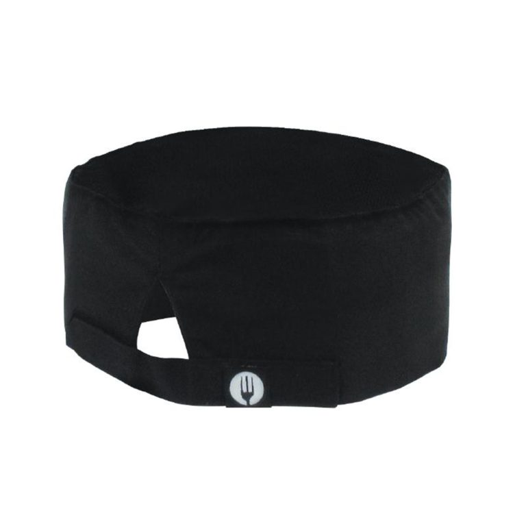Chef Works Cool Vent Beanie Black