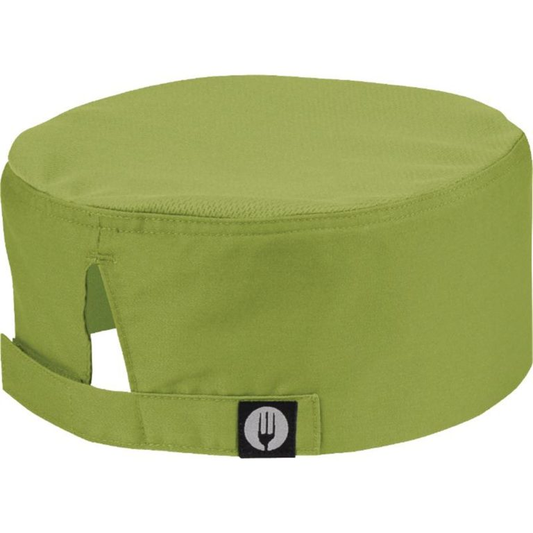 Chef Works Cool Vent Beanie Lime