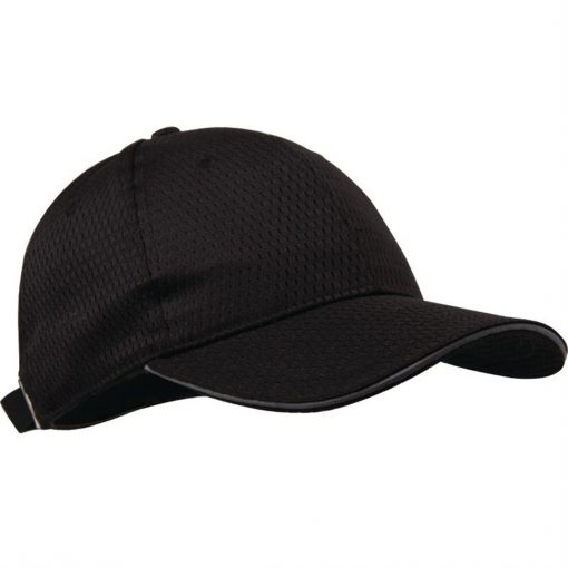 Chef Works Cool Vent Baseball Cap with Grey