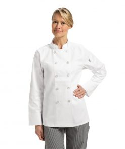 Whites Womens Chefs Jacket XS