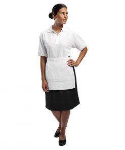 Whites Waitress Apron