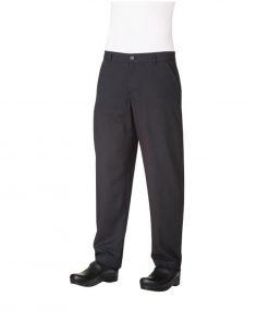 Chef Works Constructed Chefs Trousers Black 28