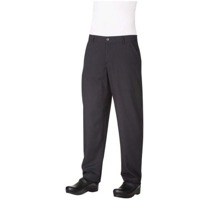Chef Works Constructed Chefs Trousers Black 42