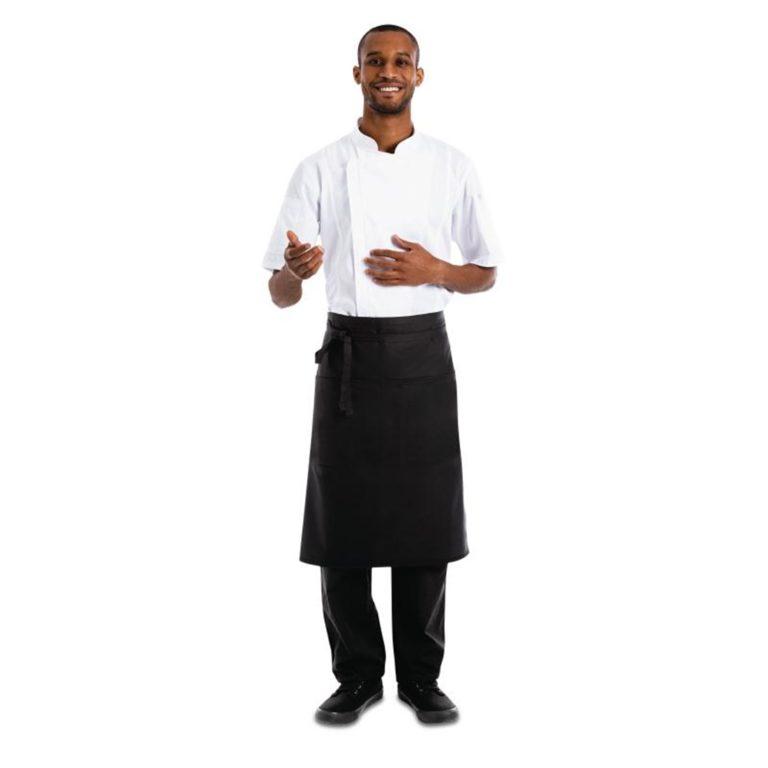 Chef Works Reversible Three Pocket Apron