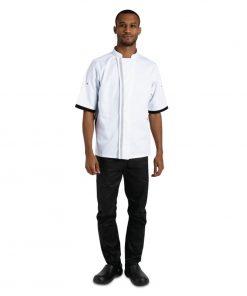 Whites Southside Unisex Chefs Jacket White XS