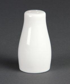 Olympia Whiteware Salt Shakers 90mm