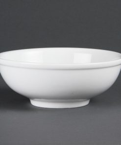 Olympia Whiteware Noodle Bowls 190mm