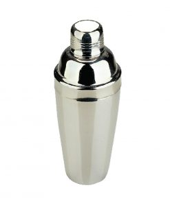Olympia 3-Piece Cobbler Cocktail Shaker