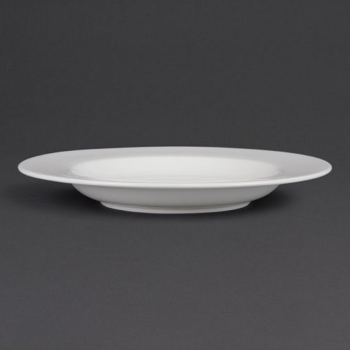 Olympia Whiteware Pasta Plates 310mm