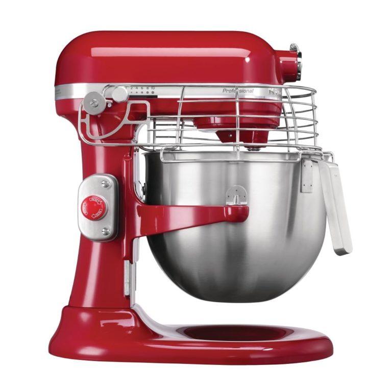 KitchenAid Professional Mixer Red