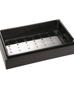 APS Frames Dark Wood Ice Box