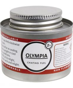 Olympia Liquid Chafing Fuel With Wick 2 Hour x 12