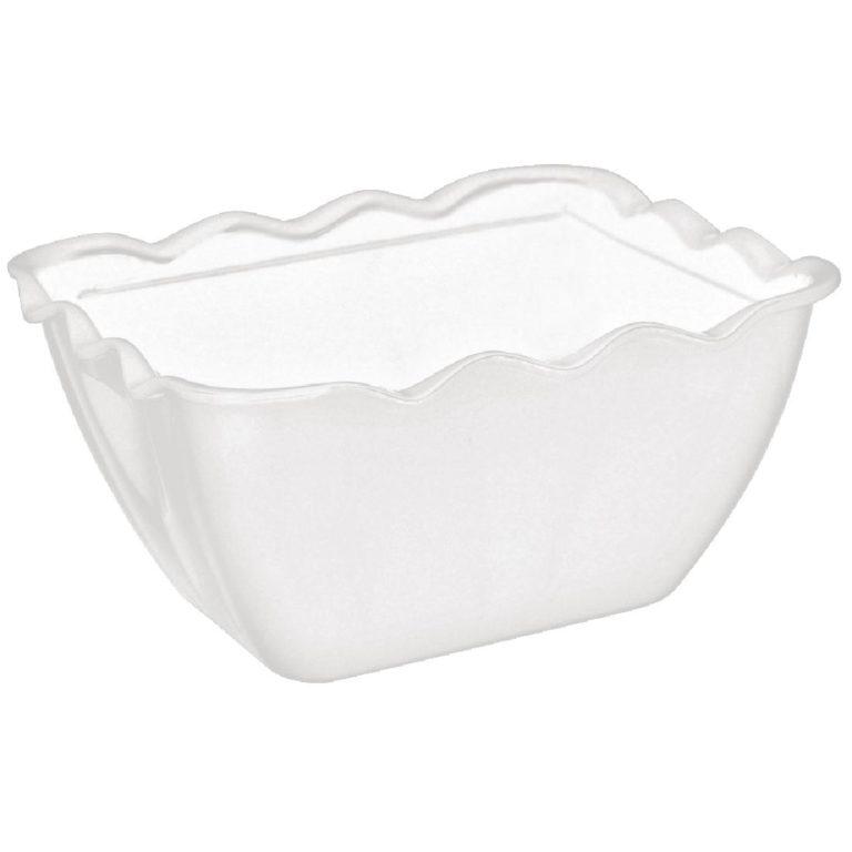 Kristallon Salad Crocks 750ml White