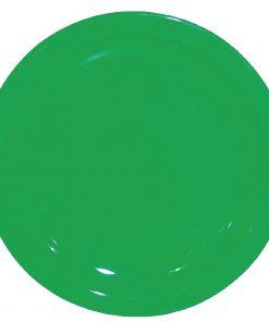 Kristallon Polycarbonate Plates Green 172mm