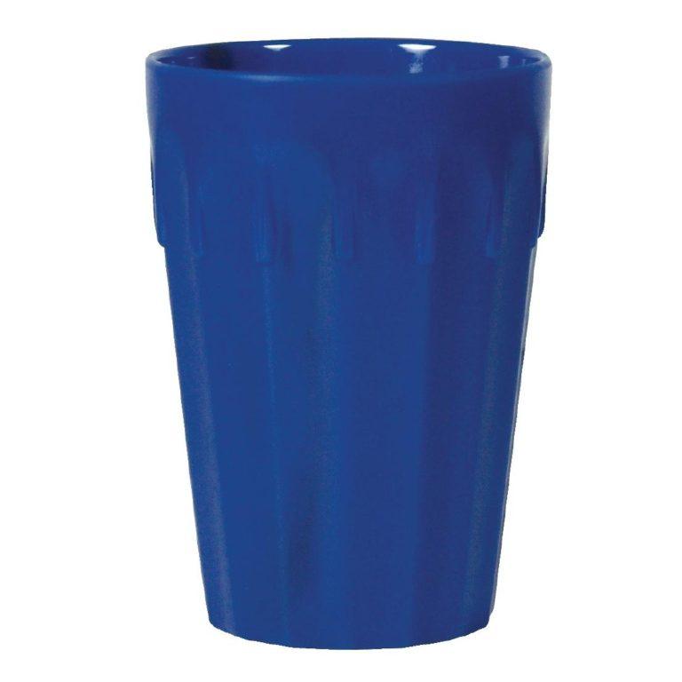 Kristallon Polycarbonate Tumblers Blue 260ml