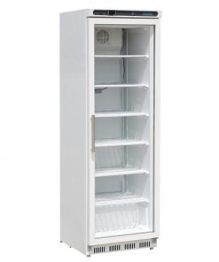 Polar Glass Door Display Freezer 365Ltr