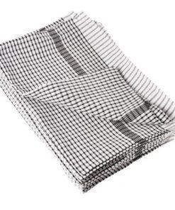 Vogue Wonderdry Tea Towels Black
