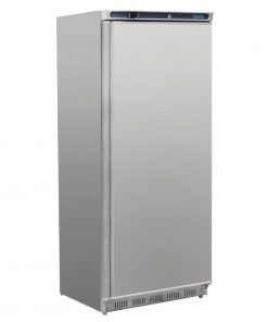 Polar Light Duty Single Door Freezer Stainless Steel 600 Ltr