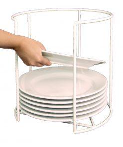 Vogue Round Plate Carrier 254mm