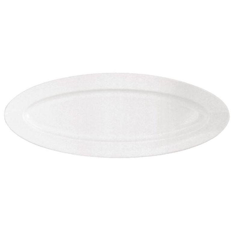 Kristallon Melamine Oval Platter 610mm