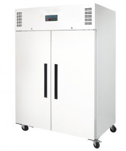 Polar Double Door Freezer White 1200Ltr