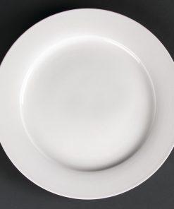 Lumina Wide Rim Round Plates 305mm