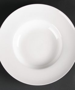 Lumina Fine China Pasta or Soup Bowls 205mm Small