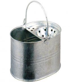 Jantex Galvanised Mop Bucket