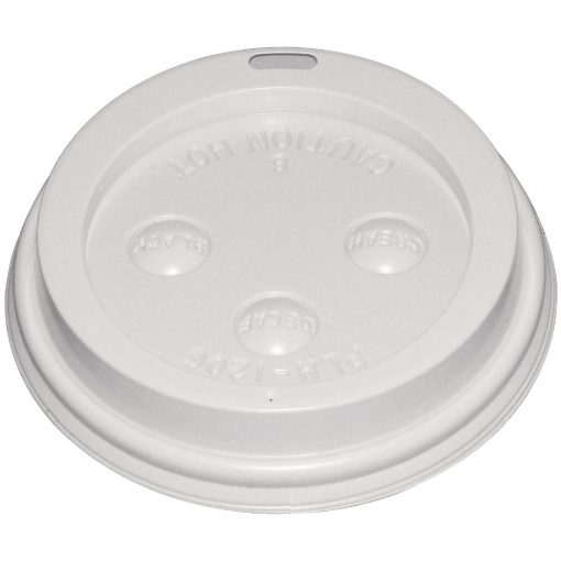 Disposable Lids For 225ml Fiesta Hot Cups x 50