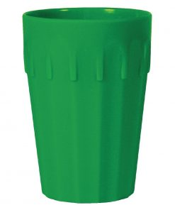 Kristallon Polycarbonate Tumblers Green 142ml