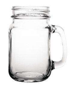 Olympia Handled Jam Jar Glasses