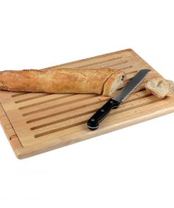 APS Thick Slatted Wooden Chopping Board