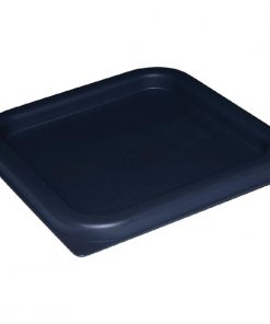 Vogue Square Lid Blue Small