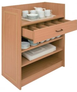 Dumbwaiter Without Doors Beech