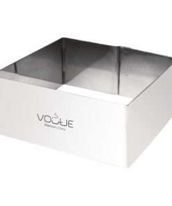 Vogue Square Mousse Rings 35 x 80 x 80mm