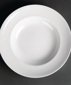 Royal Porcelain Classic White Pasta Plates 300mm