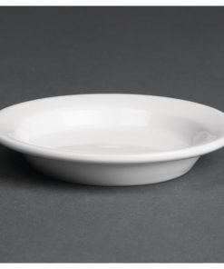 Royal Porcelain Classic White Butter Dishes