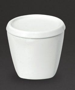 Royal Porcelain Kana Sugar Bowls with Lids