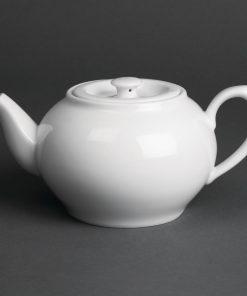 Royal Porcelain Oriental Teapots with Lids 600ml