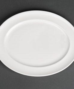Royal Porcelain Maxadura Advantage Oval Platters 235mm