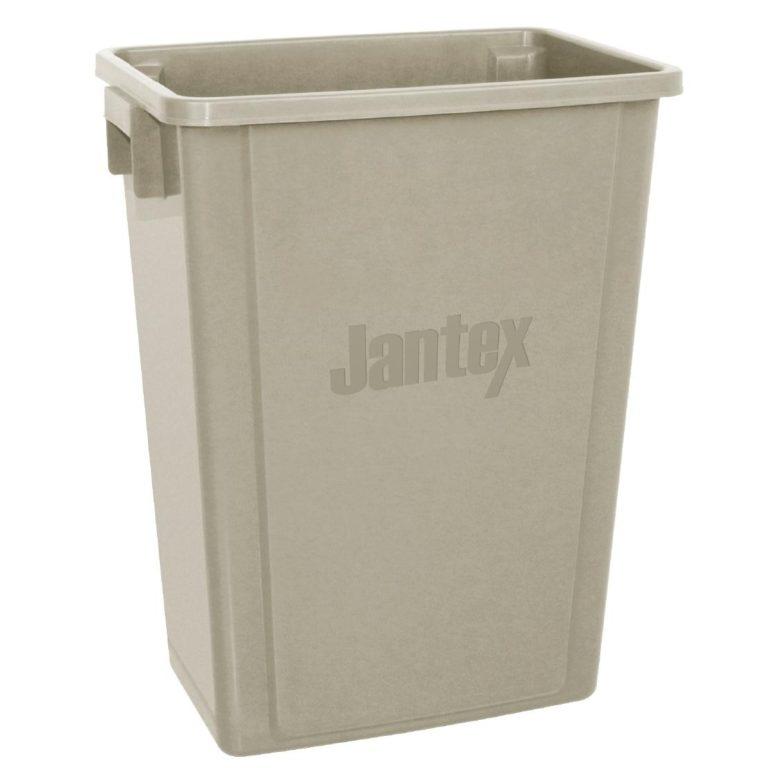 Jantex Recycling Bin Beige 56L