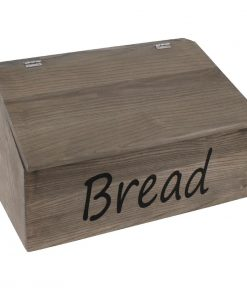 Olympia Wooden Breadbox