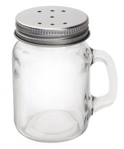 Olympia Handled Spice Jar with Lid