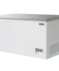 Polar Chest Freezer with Stainless Steel Lid 385Ltr