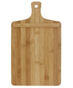Olympia Bamboo Magnetic Clipboard A4