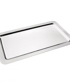 Olympia Food Presentation Tray Stainless Steel GN 1/1
